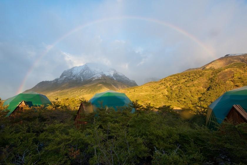 Ecocamp Patagonia im Nationalpark Torres del Paine
