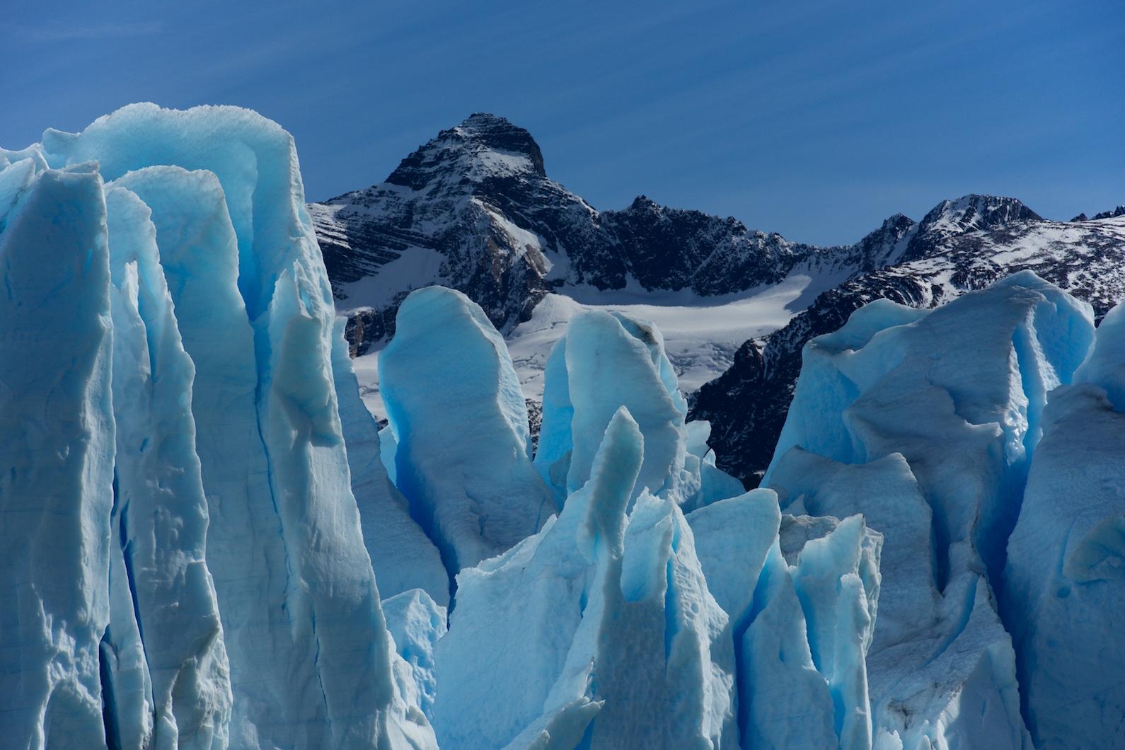 Perito-Moreno-Gletscher |