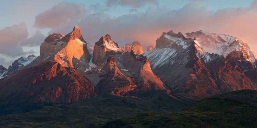 Fotografieren im Nationalpark Torres del Paine