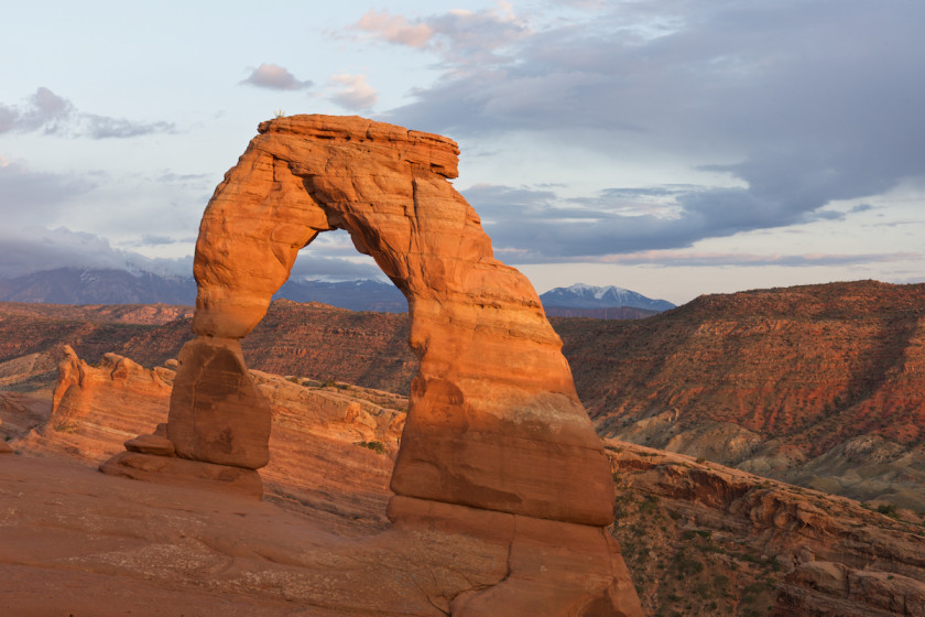 Arches und Canyonlands Nationalpark